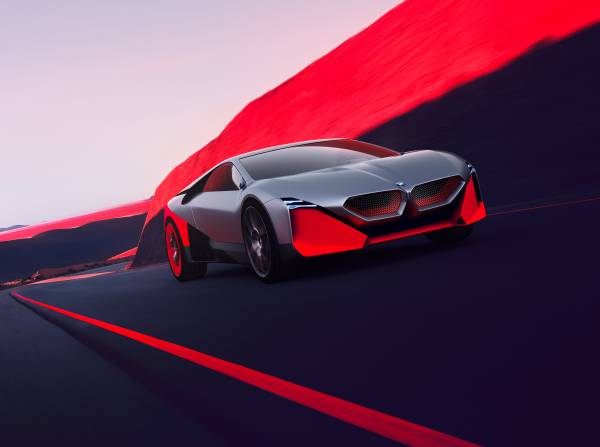 BMW Vision M NEXT - Beauty Exterior. (06/2019)