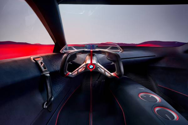 BMW Vision M NEXT - Beauty Interior. (06/2019)