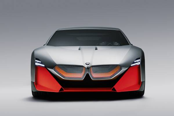 BMW Vision M NEXT - Studio. (06/2019)
