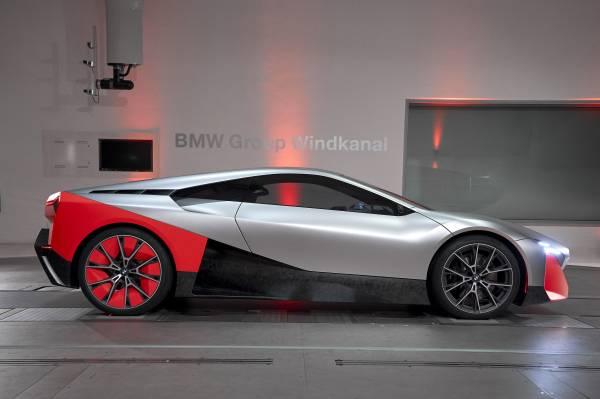 BMW Vision M NEXT - Boost Talk. (06/2019)