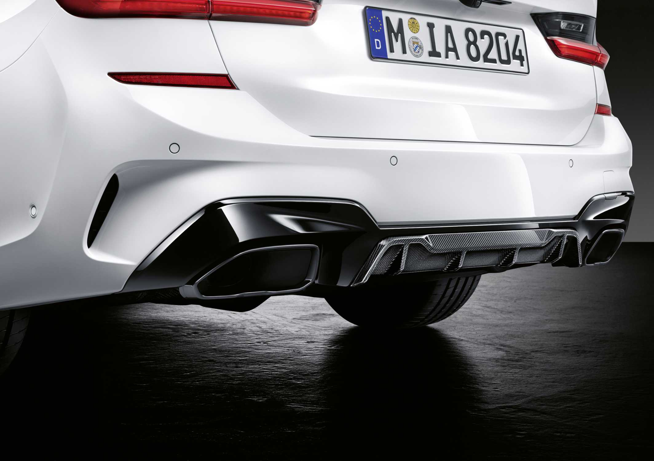 The New Bmw 3 Series Touring With M Performance Parts 06 2019