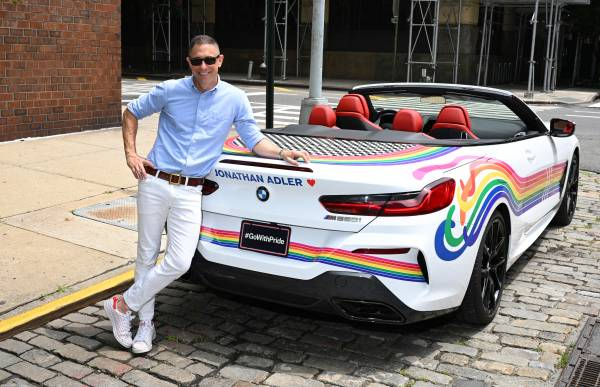 bmw of north america launches gowithpride in support of worldpride nyc and the lgbtqia community bmw of north america launches