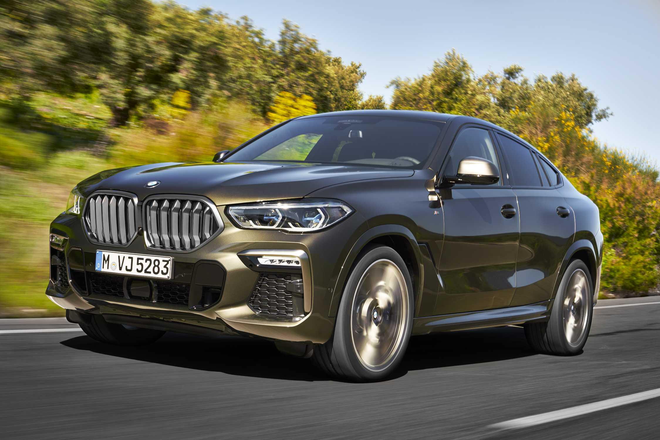 The New 2020 Bmw X6 Sport Activity Coupe