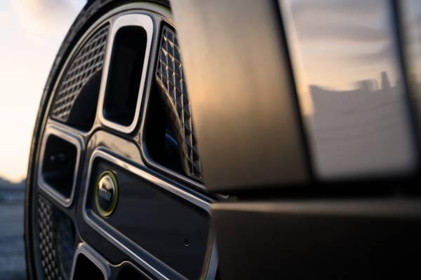 The new MINI Cooper SE (07/19).