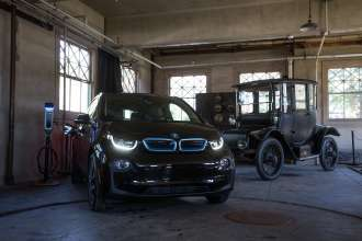 Bmw North America >> Delivered As Promised Bmw Of North America Donates 100 New