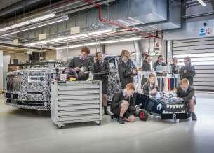 Rolls-Royce Motor Cars PressClub