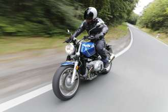The new BMW R nineT /5