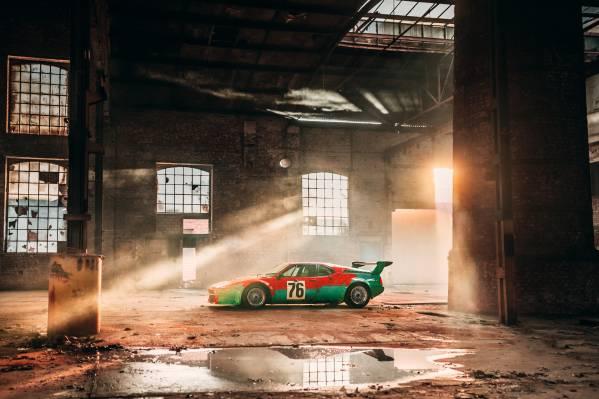 Andy Warhol BMW M1, 1979 (07/2019)