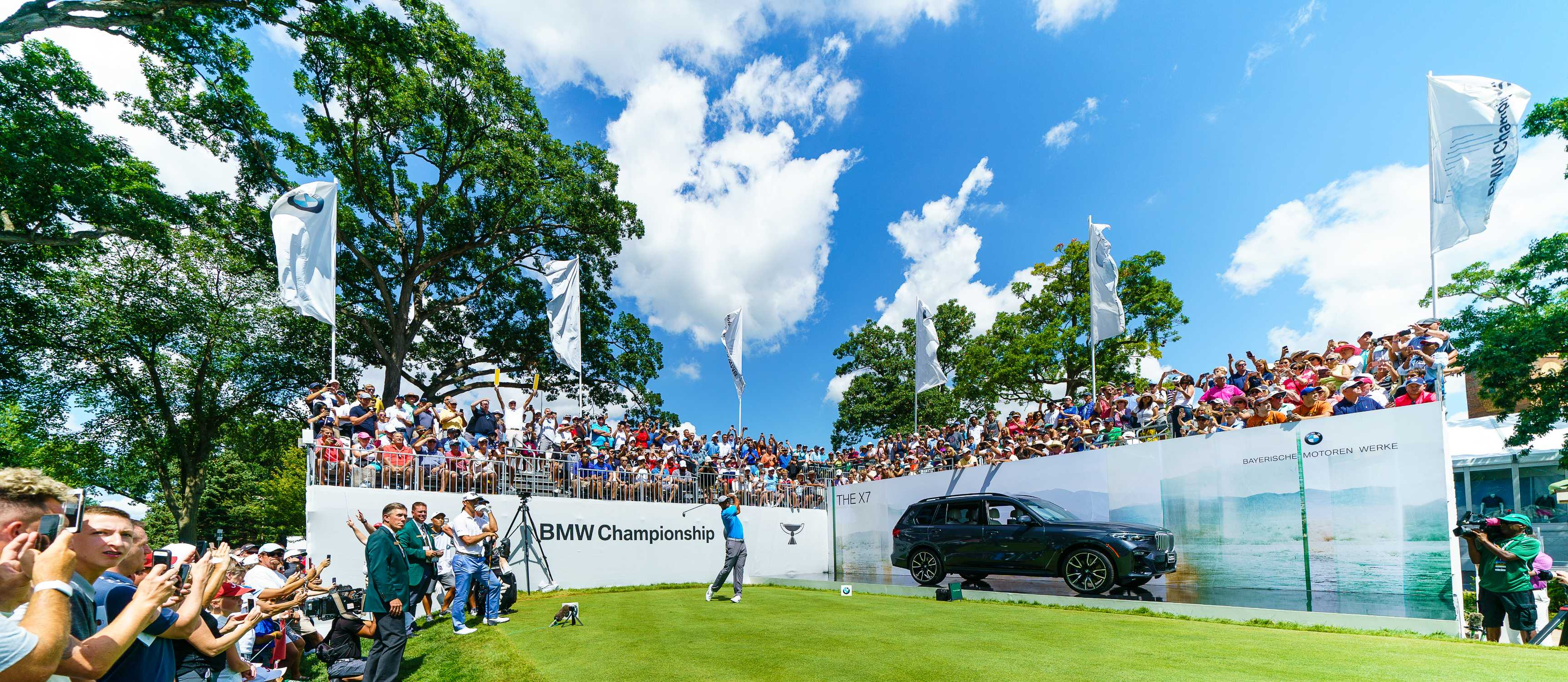 Bmw Renews Partnership With Pga Tour And Western Golf Association To Remain Title Sponsor Of The Bmw Championship