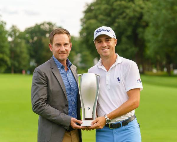 Bmw Championship 2020 The Top 70 Players On The Pga Tour Tee Off In Chicago With Qualification For The Season Finale At Stake