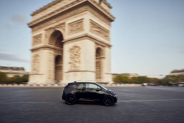 The BMW i3s Edition RoadStyle (09/2019).