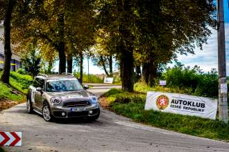 BMW Group at Green Rally 2019 in Zlin (08/2019)