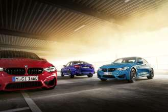 Performance and exclusiveness by tradition: The BMW M4