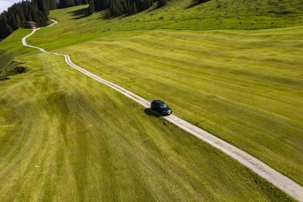 The new BMW X5 xDrive45e (08/2019).