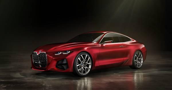BMW Concept 4 (09/2019).