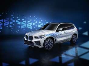 BMW i Hydrogen NEXT – Exterior (09/2019).