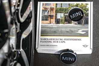 MINI Floating Hub Caps (09/19)
