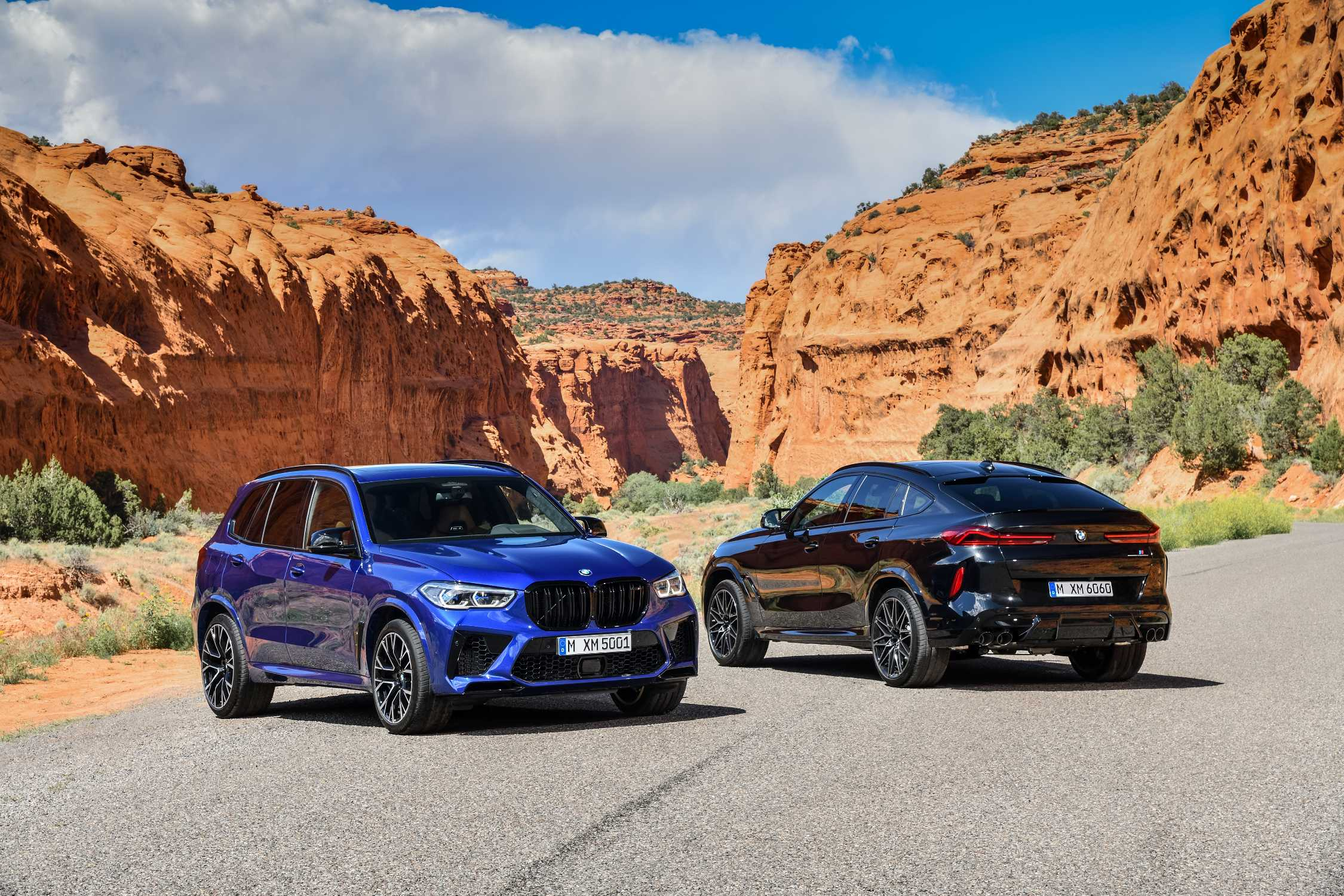 The New Bmw X5 M And Bmw X5 M Competition The New Bmw X6 M