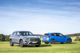 The new BMW X1 – Familiy Shots (09/2019)
