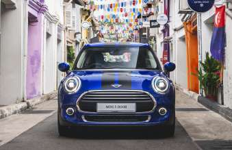MINI One Carnaby Edition (09/2019)