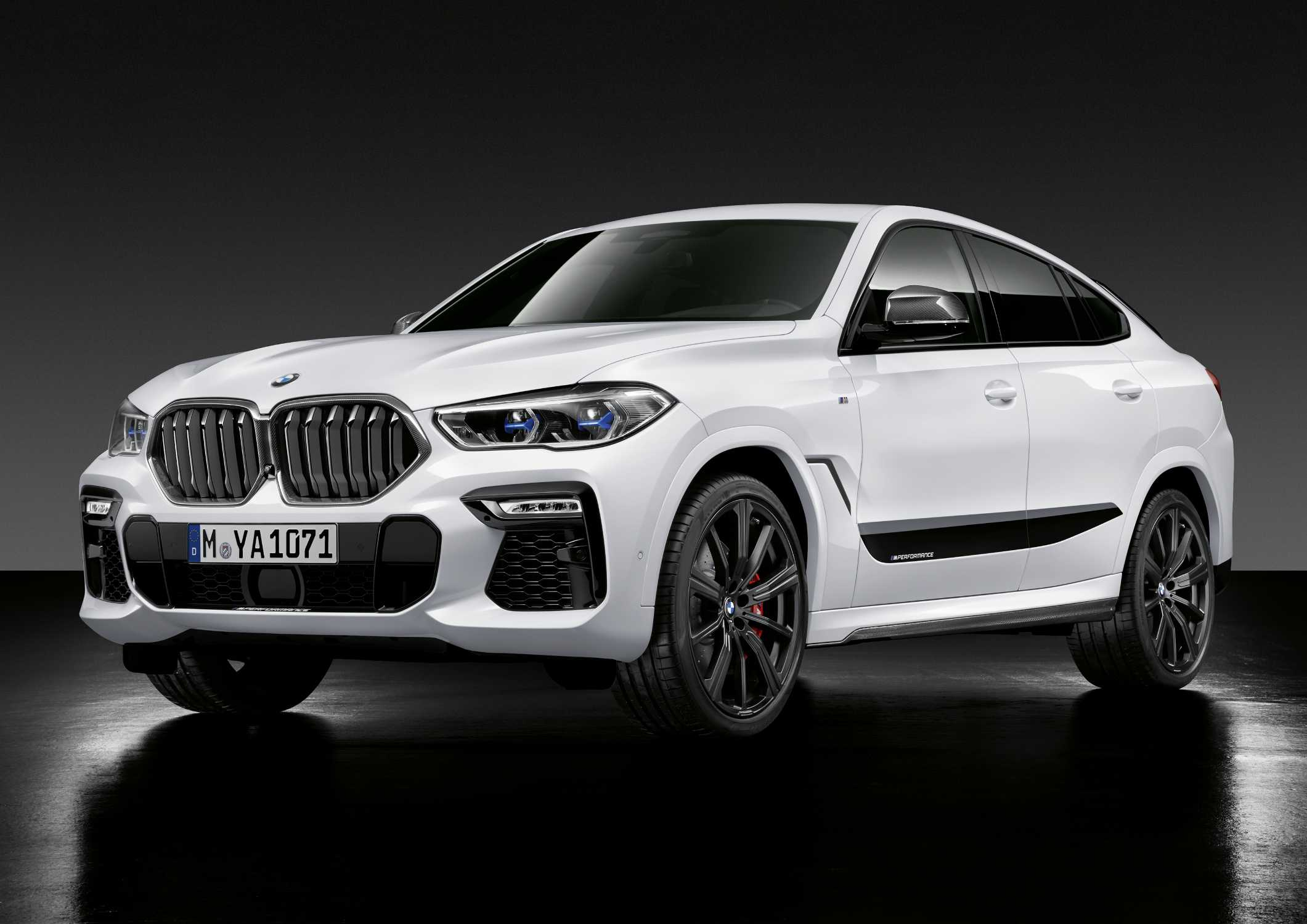 2020 BMW X6 Specs and Review