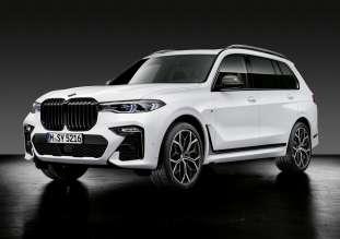 BMW X7, M Performance exterior mirror cap in carbon fibre (10/2019)