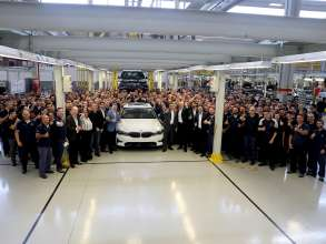 Five years of the BMW Group plant in Araquari (10/2019)