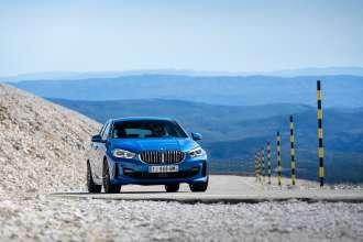 Nouvelle BMW Série 1 – On location Aix-en-Provence.