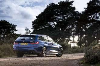 BMW 3 Series Touring 320d xDrive