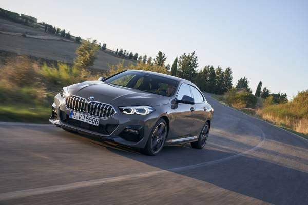 The All New 2020 Bmw 2 Series Gran Coupé