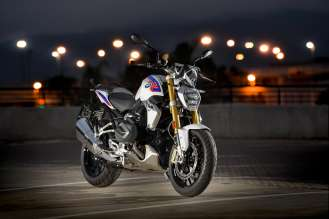 The new BMW R 1250 R. (10/2019)