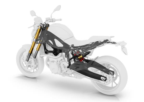 BMW F 900 R / F 900 XR, frame and chassis. (11/2019)
