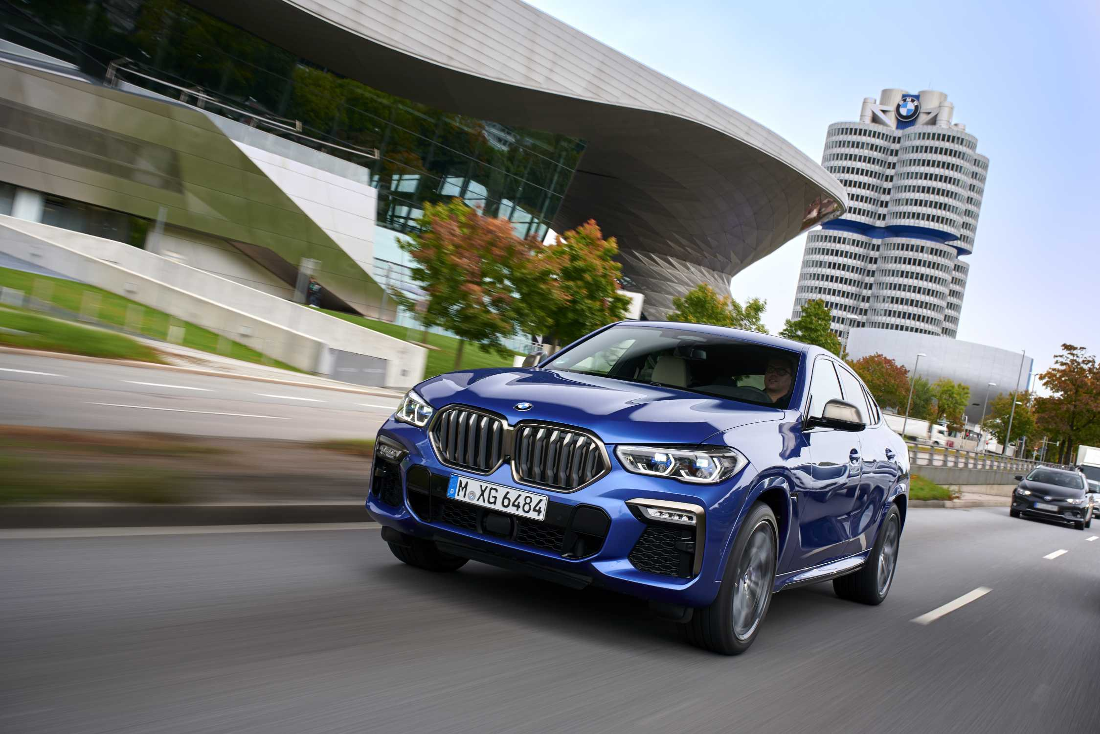 The New Bmw X6 Additional Pictures And Videos