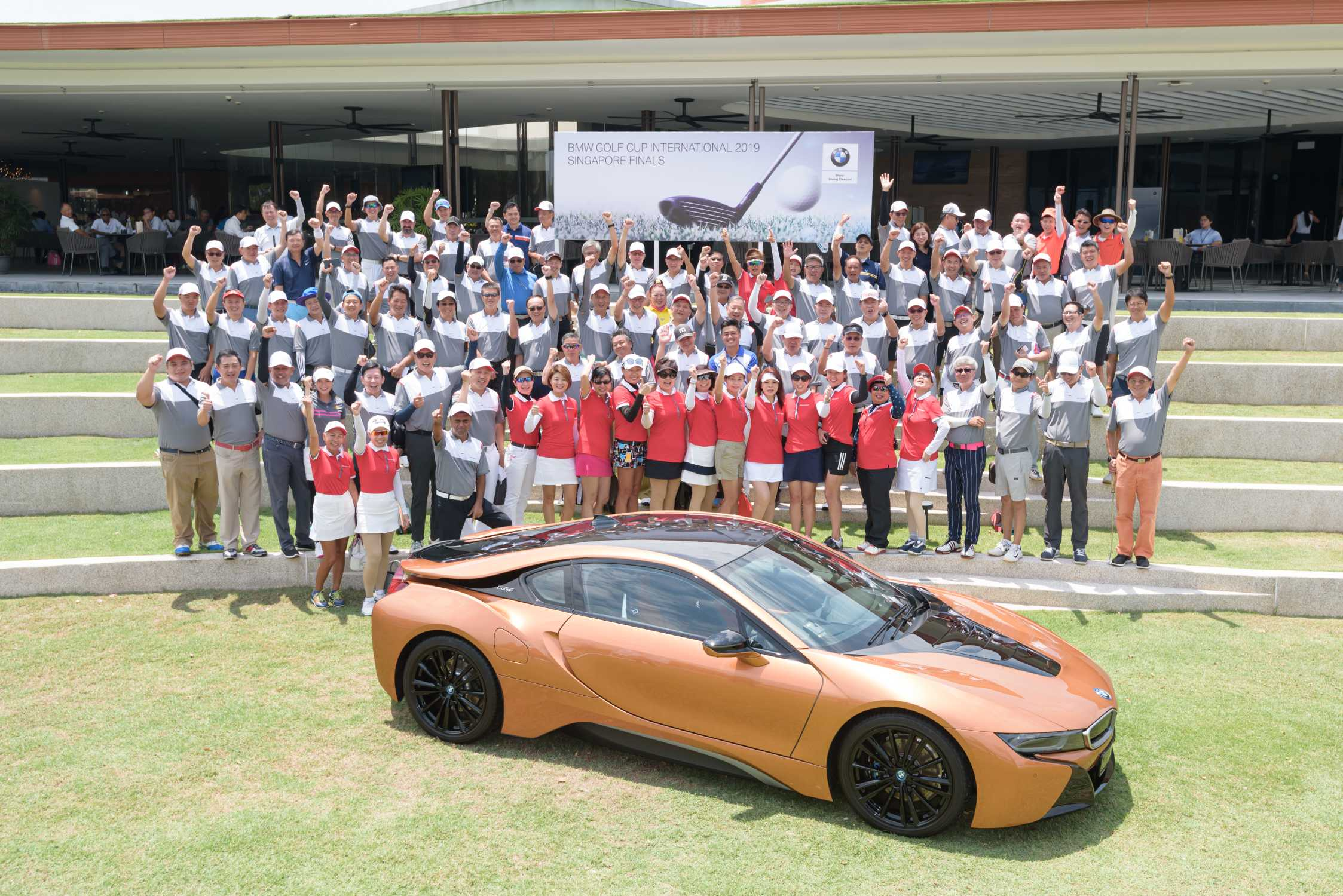 Bmw Golf Cup International 2019 Singapore Winners To Compete At World Final In South Africa