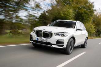 The new BMW X5 xDrive45e (11/2019)