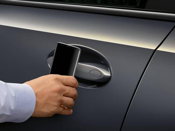 BMW Digital Key (11/2019).