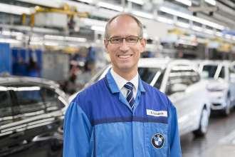 Alexander Susanek wird neuer Geschäftsführer des BMW Group Werk Steyr