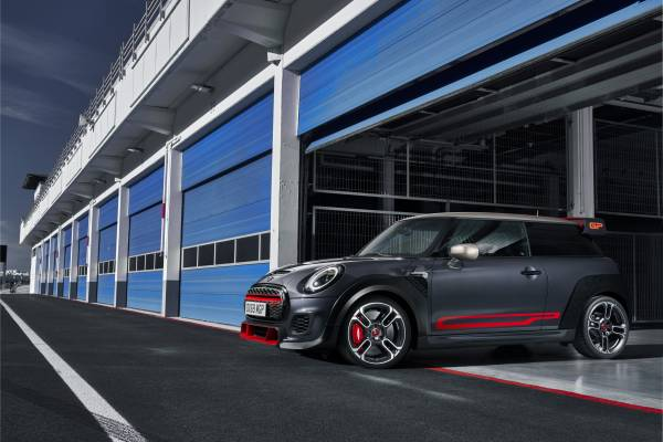 MINI John Cooper Works GP. (11/19)