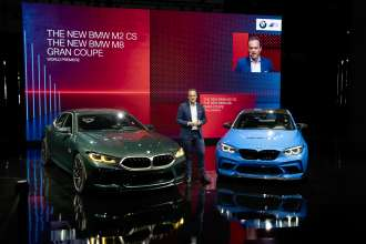 BMW model update measures for autumn 2019
