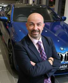 Kevin Davidson appointed Managing Director, BMW Group Ireland. (11/2019)