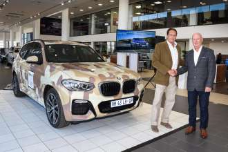 BMW X3 Rhino (12/2019)