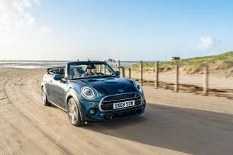 MINI Cooper S Sidewalk Convertible. (01/2020)