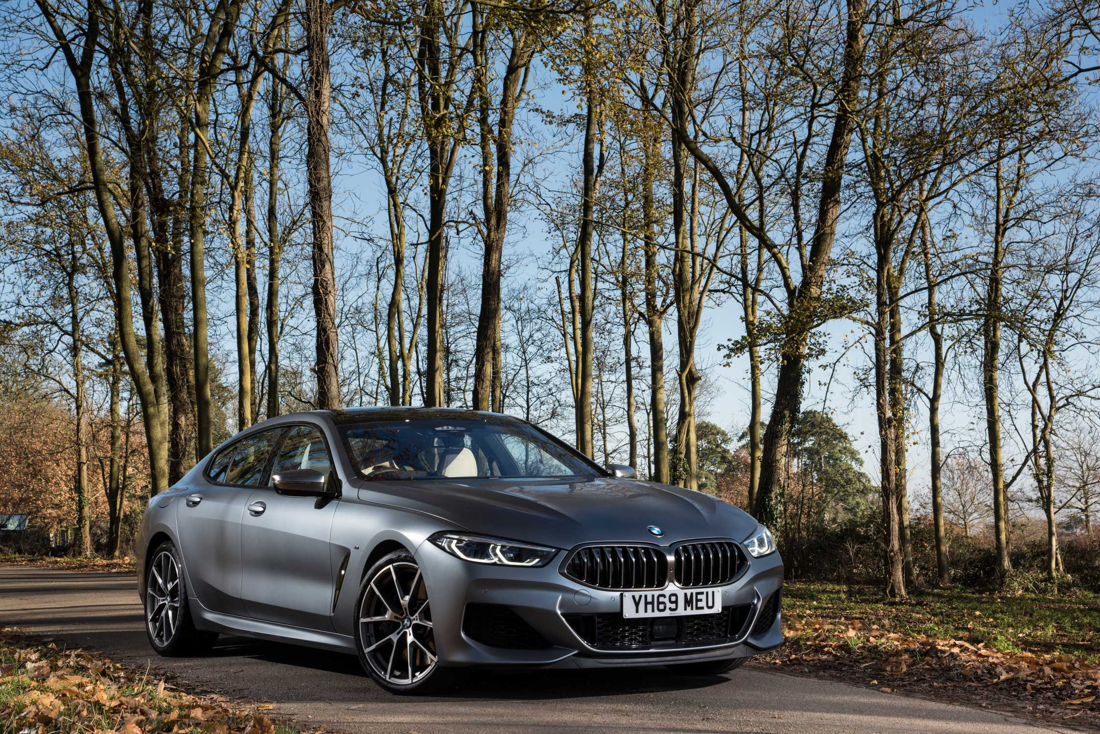 The All New Bmw 8 Series Gran Coupé