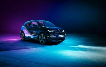 BMW i3 Urban Suite - Artwork. (12/2019)