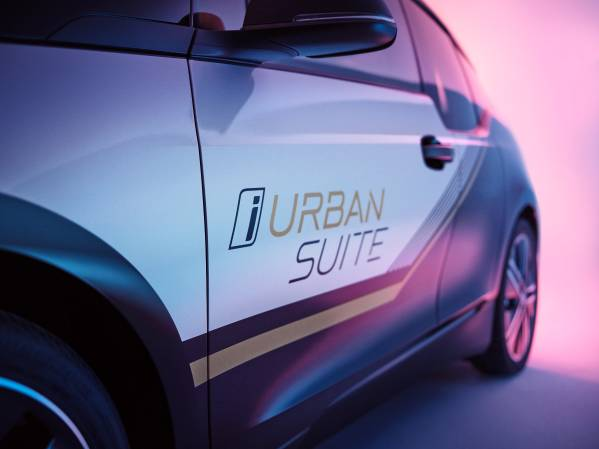 BMW i3 Urban Suite - Artwork. (01/2020)