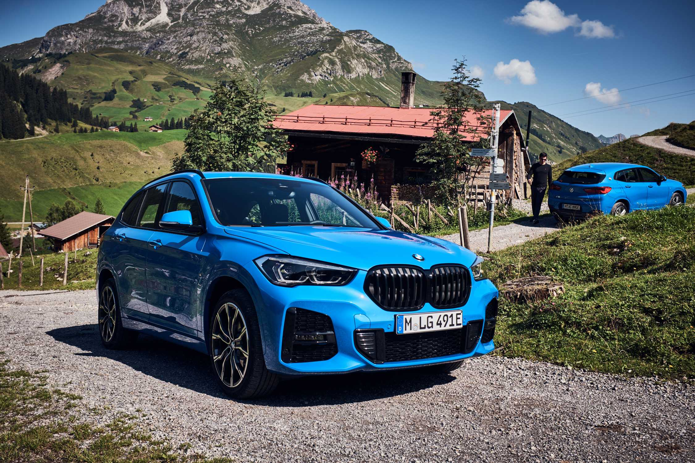 Compact Bmw X Models With Plug In Hybrid Drive The New Bmw X1 Xdrive25e To Be Launched Followed By The Bmw X2 Xdrive25e