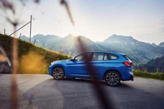 Der neue BMW X1 xDrive25e (01/2020).