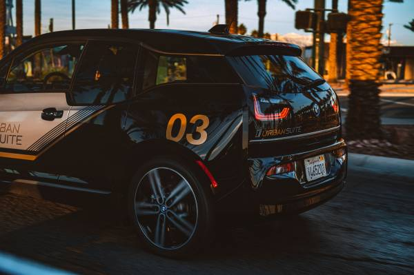 BMW i3 Urban Suite. (01/2020)