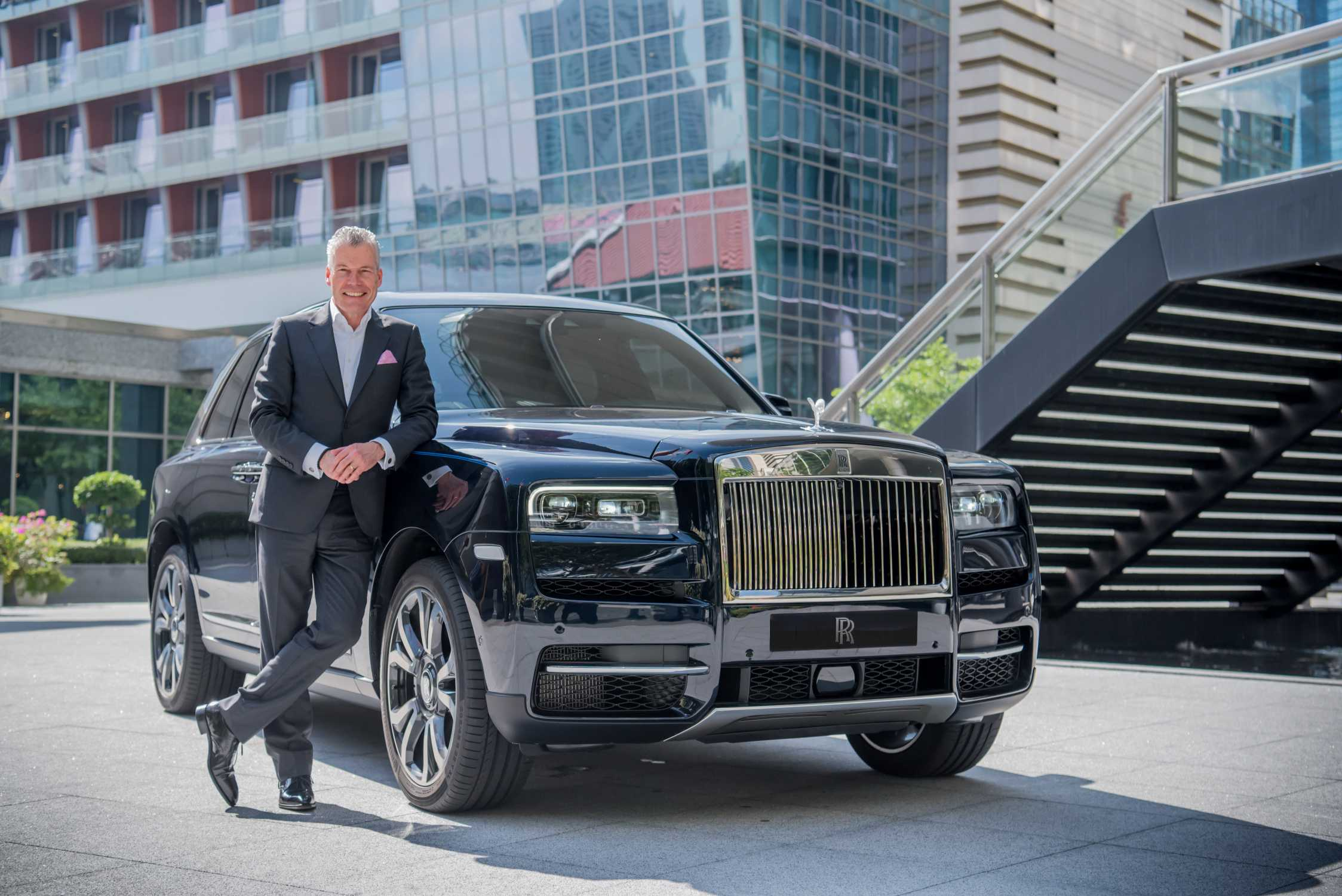 Rolls Royce Motor Cars Delivers Historic Record Result In 2019