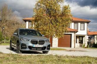 The new BMW X1, additional photos (01/2020)